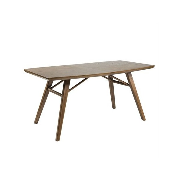INKIVY Wynn Dining Table Pecan See below