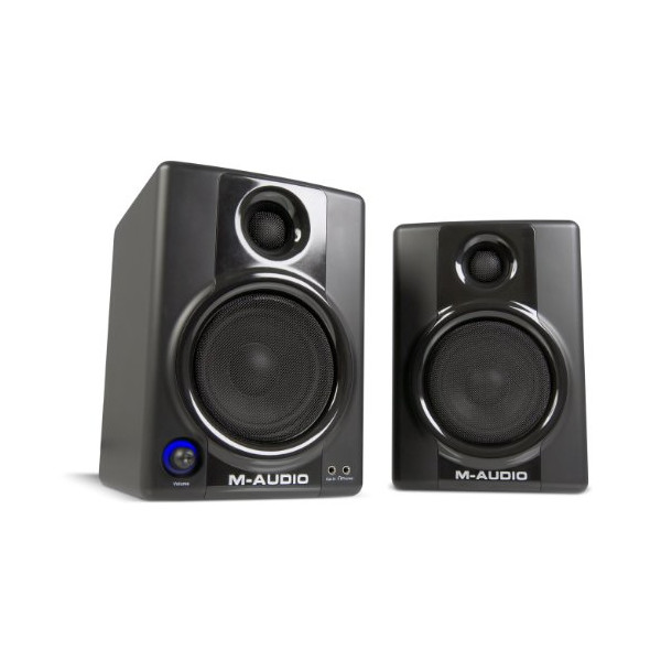 M-Audio Studiophile AV 40 Active Studio Monitor Speakers (Pair)