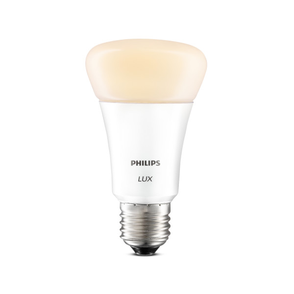 Philips Hue LUX White LED lightbulb, Single
