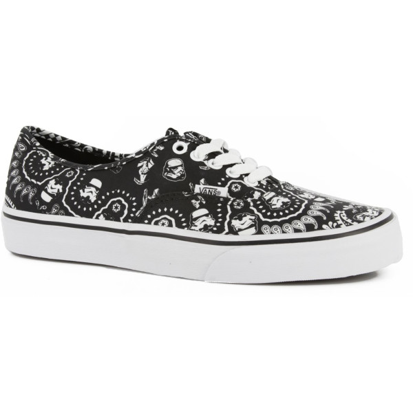 Vans Authentic Star Wars Stormtrooper Bandana Shoe