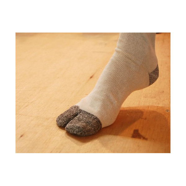 Tabi Socks, 6 pairs/ Flip Flop Socks-Athletic Flip/ Geta Socks