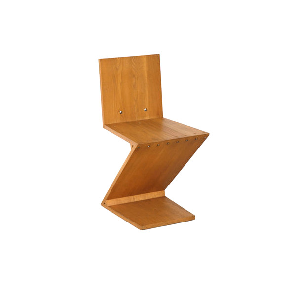 Vitra Miniature Rietveld Zig Zag Chair