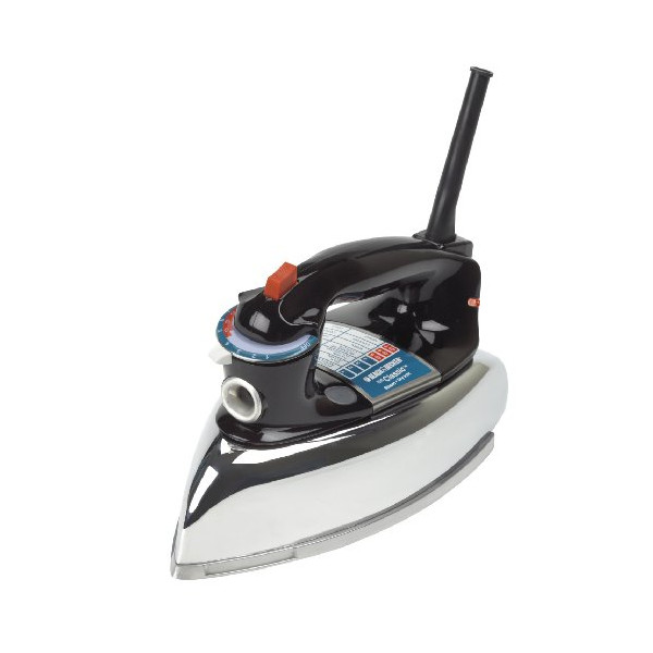 Black & Decker F67E The Classic Iron with Aluminum Soleplate, Steam-surge button