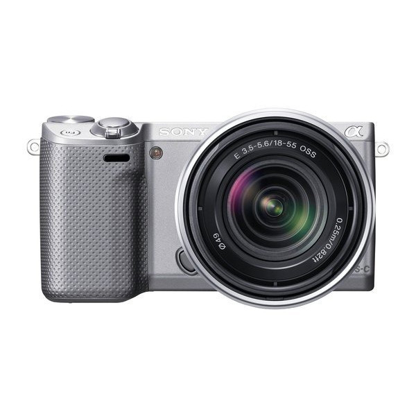 Sony NEX-5RK/S 16.1 MP Compact Interchangeable Lens