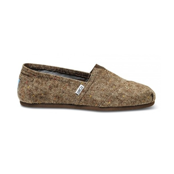 Toms Mens Classics Chocolate Holden