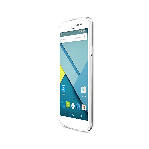 BLU Studio X - US GSM - Unlocked Cell Phone (White)