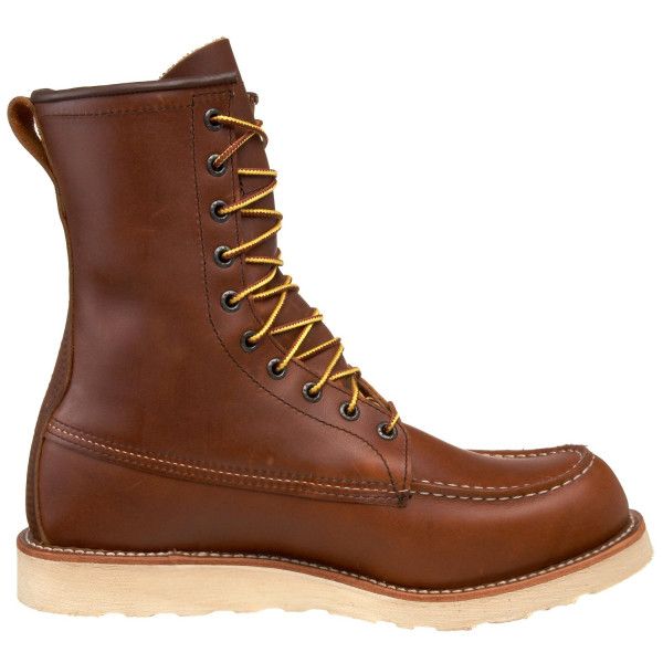 "Red Wing Motorcycle Men's 8"" Classic Moc Boot"