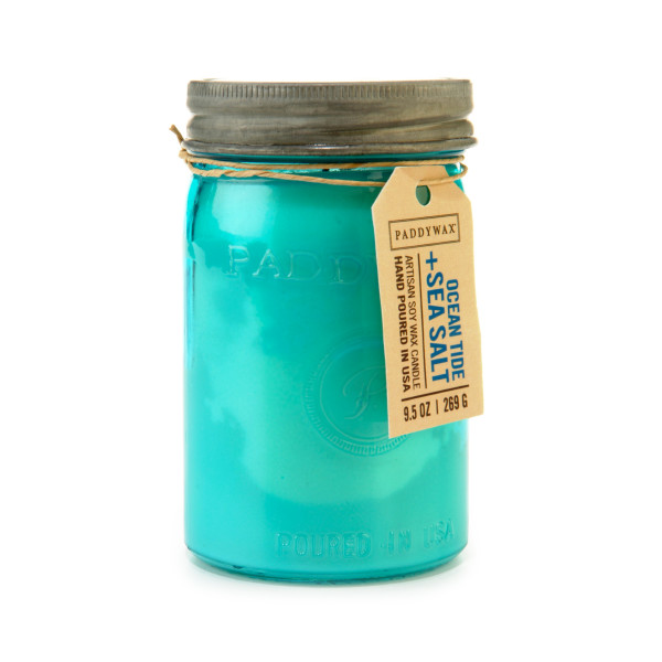 Paddywax Ocean Tide & Sea Salt Large Candle