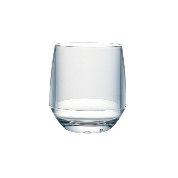 Snow Peak Silicone Stemless Wine Glass 14OZ Clear Silicone