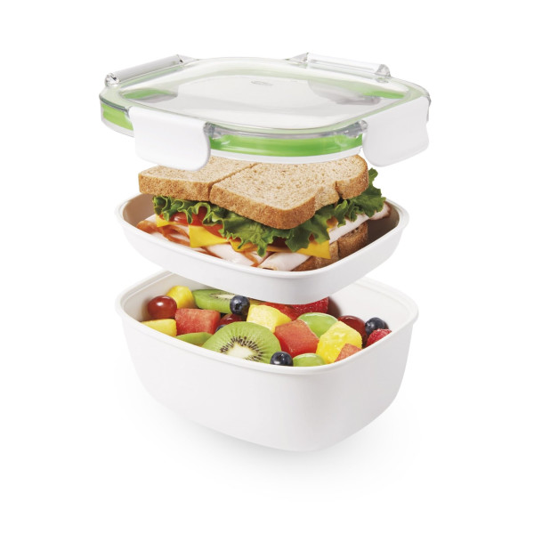 OXO Good Grips on the Go Lunch Container, Green