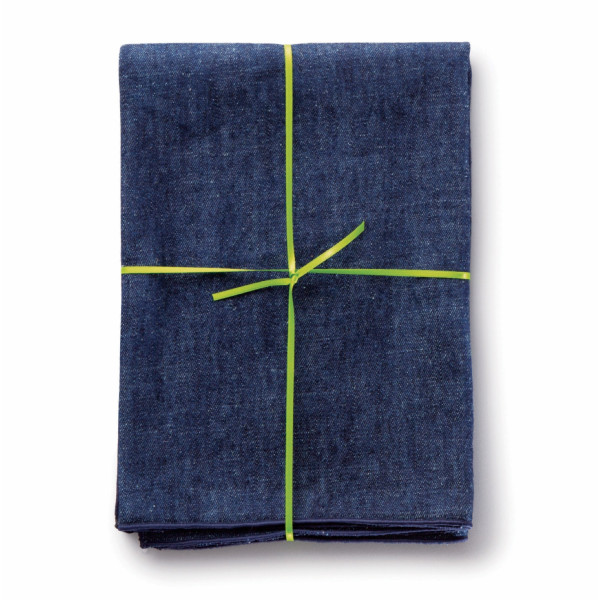 Bambu Hemp Denim Tea Towel
