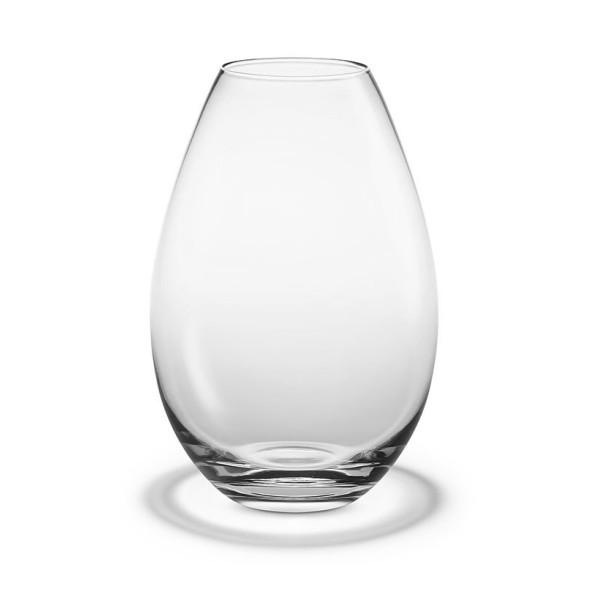 Holmegaard Cocoon Vase, Clear