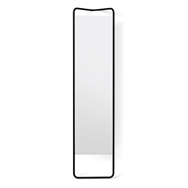 Menu Kaschkasch Floor Mirror, Black