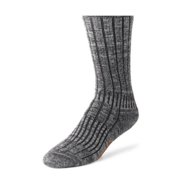 Wigwam Men's Merino/Silk Hiker Socks, Charcoal, Large