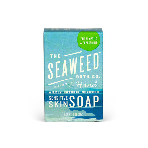 Wildly Natural Seaweed Sensitive Soap, Unscented