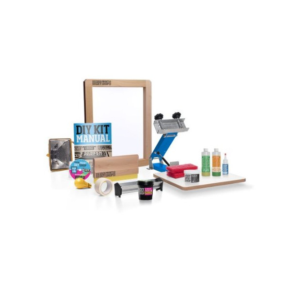 DIY Screen Printing Shop Kit