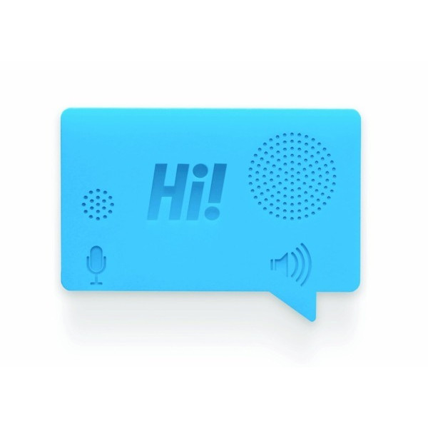 Luckies of London Hi! - The Little Magnetic Voice Message Recorder