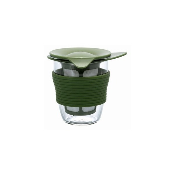 Hario Handy Tea Maker Green HDT-M-OG 200 ml