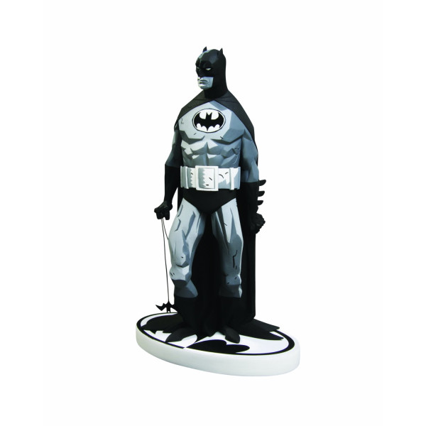 DC Direct Batman Black & White Statue: Batman by Mike Mignola (Variant)