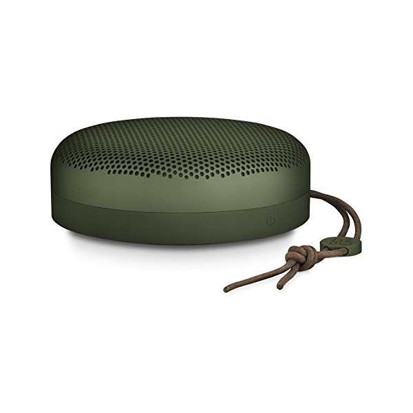 Canopy.co: B&O PLAY A1 Portable Wireless Bluetooth Speaker (Moss Green) - on Amazon