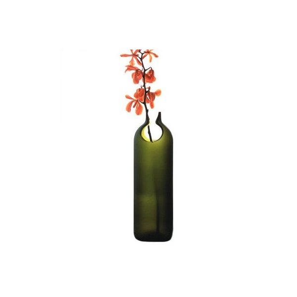 tranSglass® Beak Vase Finish: Satin