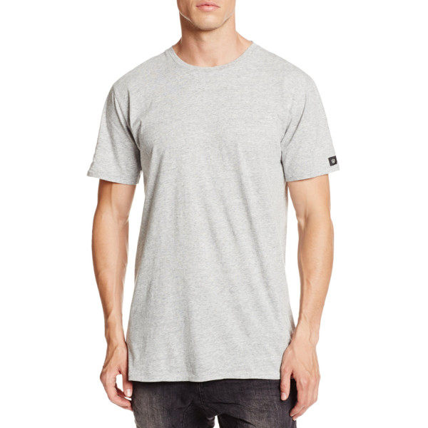 Zanerobe Men's Flintlock Tee, Light Grey Marle