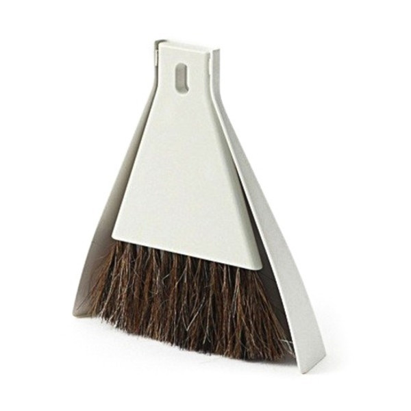 Muji Desk Broom Set with Dustpan