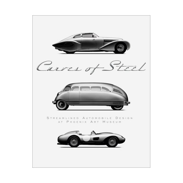 Curves of Steel: Streamlined Automobile Design at Phoenix Art Museum