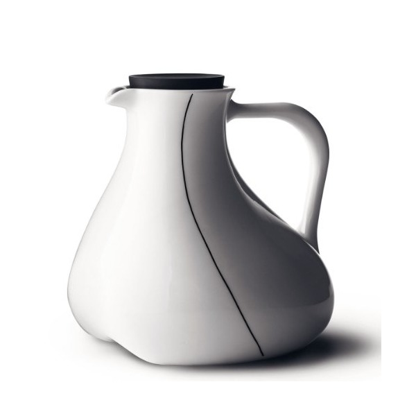 MENU of Scandinavia Black Contour Pitcher