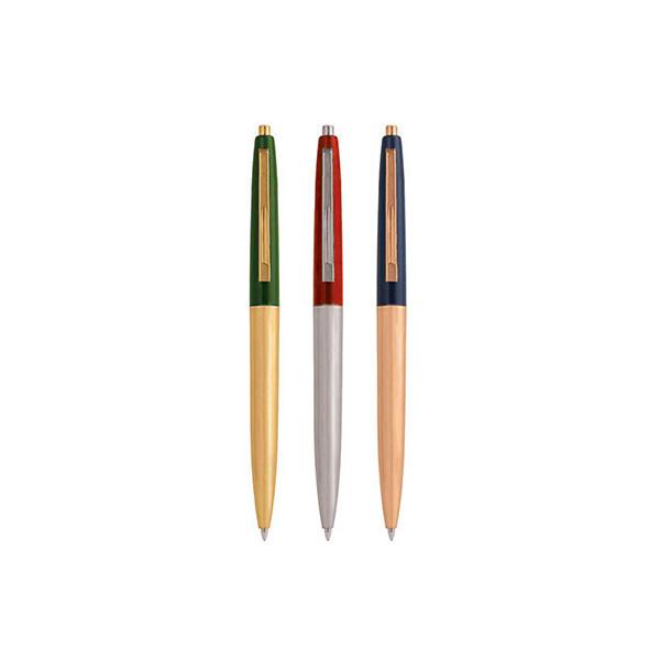 Kikkerland Metal Retro Pens