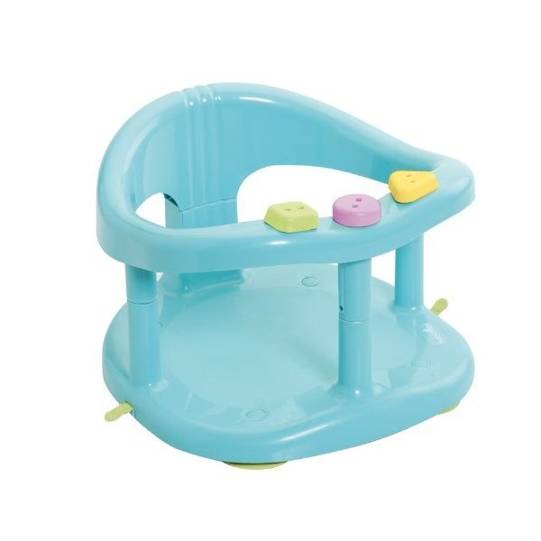 Babymoov A022001 Babies' Bath Seat with Ring Aqua-Blue
