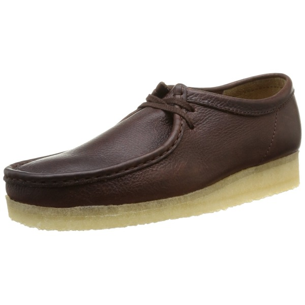 Clarks Original Wallabee Brown Mens Shoes 9.5 US