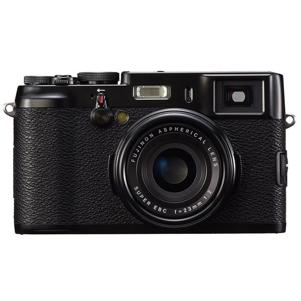 Fujifilm X100 12.3 MP Digital Camera, Special Edition Black
