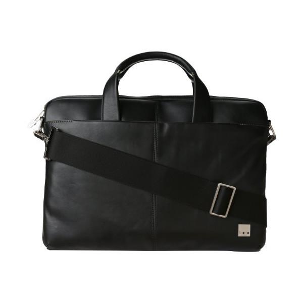 Knomo Henderson 15-Inch 54-255-BLK Briefcase,Black,One Size