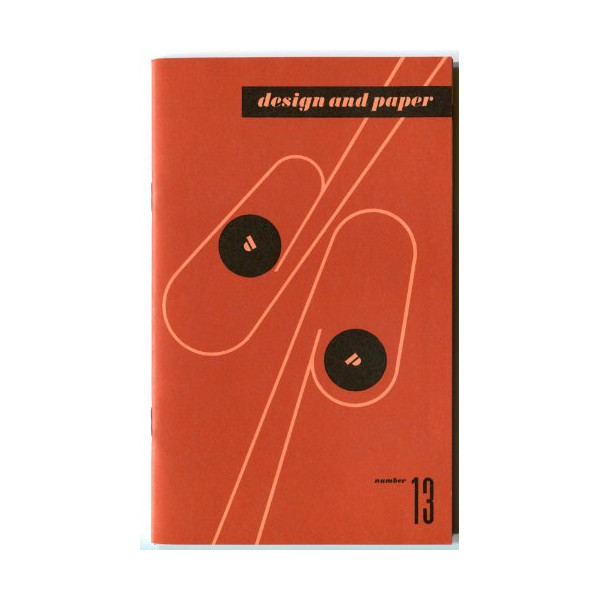 Ladislav Sutnar: Design and Paper Number 13 (Reprint 2003)