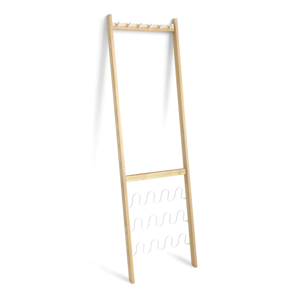 Umbra Leanera Coat and Shoe Rack