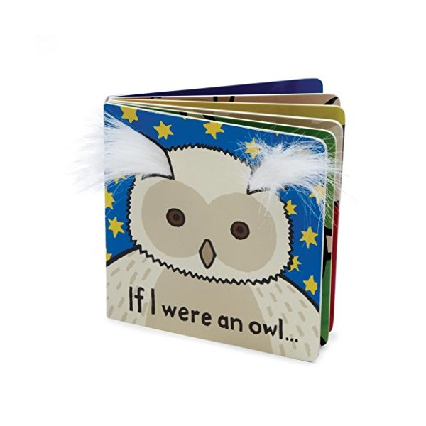 Jellycat Board Books, If I were an Owl