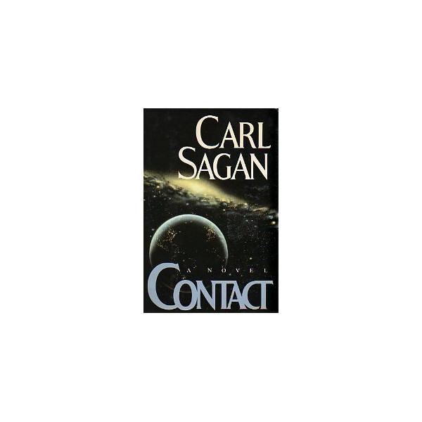 Contact by Sagan, Carl 1st (first) Edition [Hardcover(1985/10/1)]
