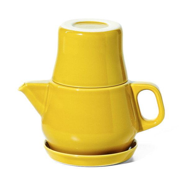 Couleur Tea for One, Yellow