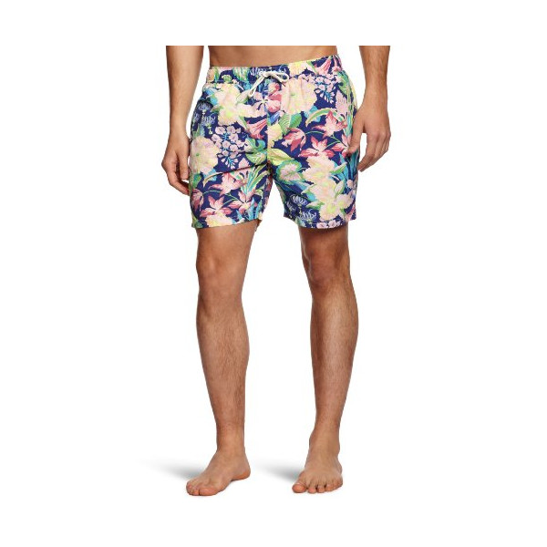 Scotch & Soda Men's Swimshort, Tropical
