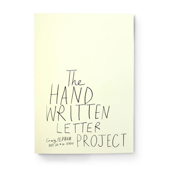 The Hand Written Letter Project [Paperback]