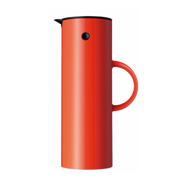 Stelton 1-Liter Vacuum Jug, Saffron