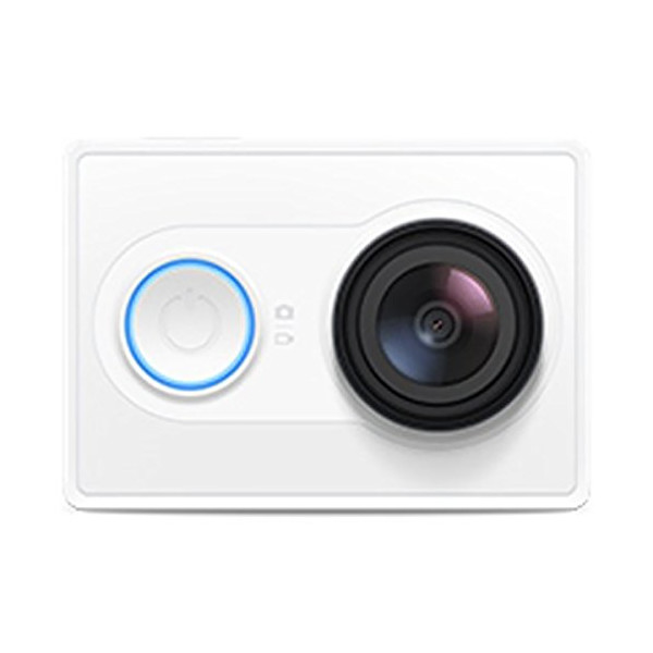 Xiaomi XYACWW Yi Action Camera with Wi-Fi,White