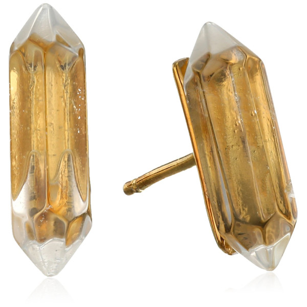 "House of Harlow 1960 ""Stalagmite"" Stud Earrings"