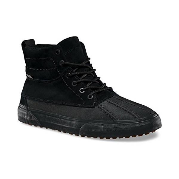 Vans SK8-HI DEL PATO MTE mens skateboarding-shoes VN-0313DW8_8 - black/black