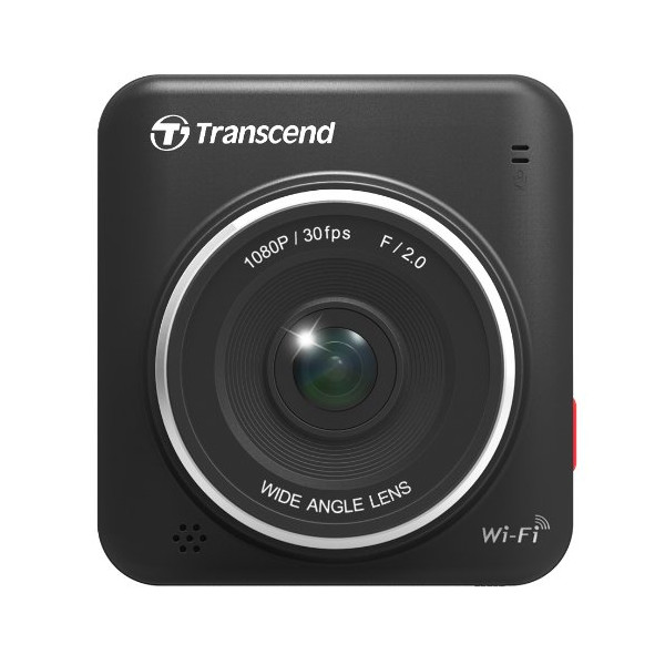 Transcend 16GB Drive Pro 200 Car Video Recorder with Built-In Wi-Fi