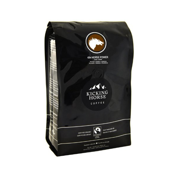 Kicking Horse Coffee, 454 Horse Power, 2.2 Pound