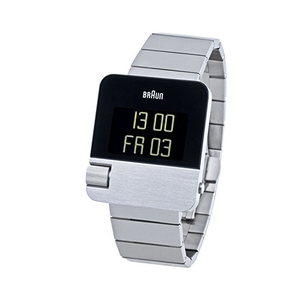 Braun Prestige Men's Digital Watch