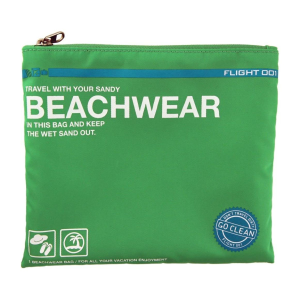 Flight 001 Go Clean Beachwear, Green Brazil