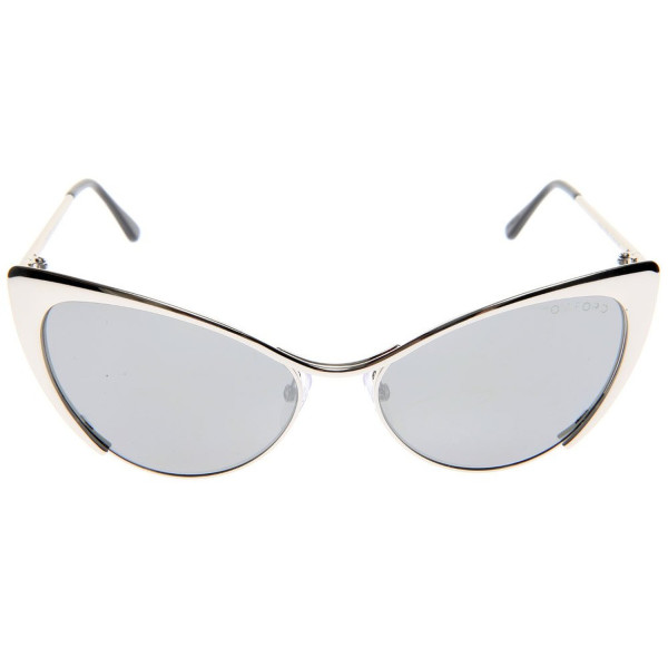Womens Metal Silver eyewear-sunglasses